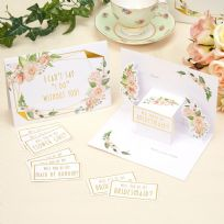 Geo Floral Proposal Cards (3)